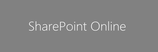 Armazenamento no SharePoint Online