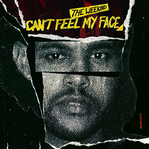 The Weeknd - Can't Feel My Face  无和声伴奏
