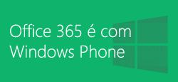 Office 365 e Windpws Phone